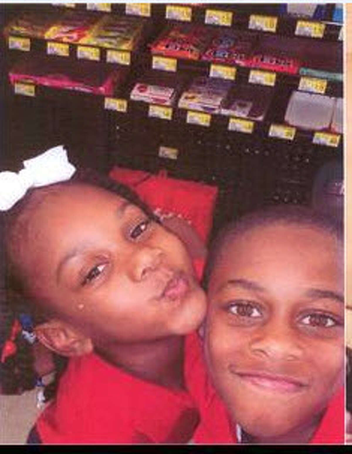 An Amber Alert has been issued for Jacqulin Ballard, 8, and Romon Reese, 10, who were last seen in Houston on Nov. 23, 2016.