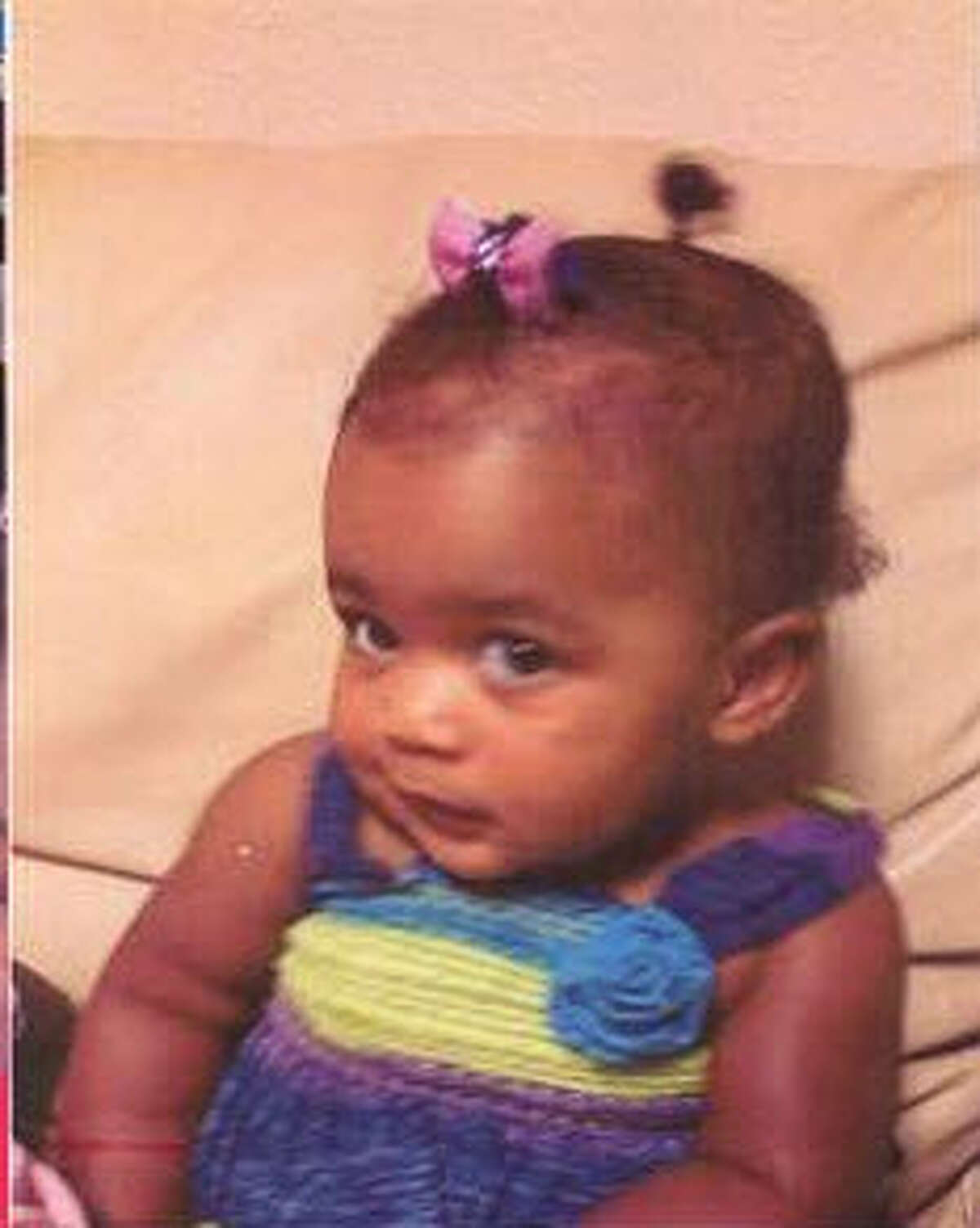 An Amber Alert has been issued for Gracelyn Chachere, 1, who was last seen in Houston on Nov. 23, 2016.