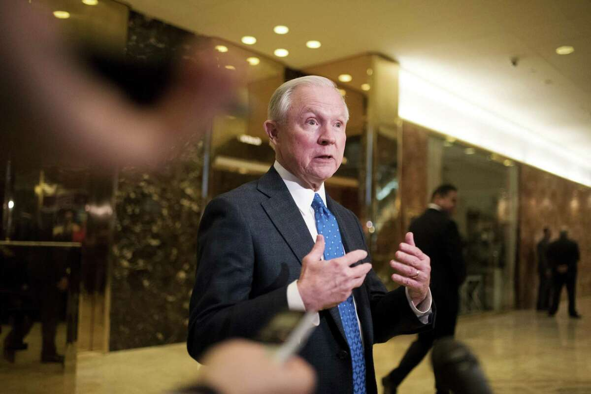 The U.S. Senate should reject Sen. Jeff Sessions' nomination to Attorney General.