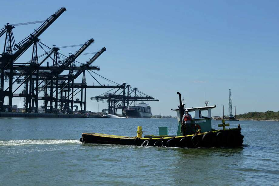 New Strasburger & Price partners in Beaumont, Mark Freeman and David James, have represented vessel owners and operators, underwriters, shipping companies, drilling contractors, and other oil and gas related entities.  Photo: Houston Chronicle / © 2016 Houston Chronicle