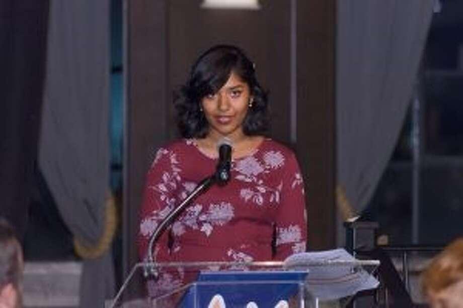 Houston's second Youth Poet LaureateFareena Arefeen Photo: WITS Houston