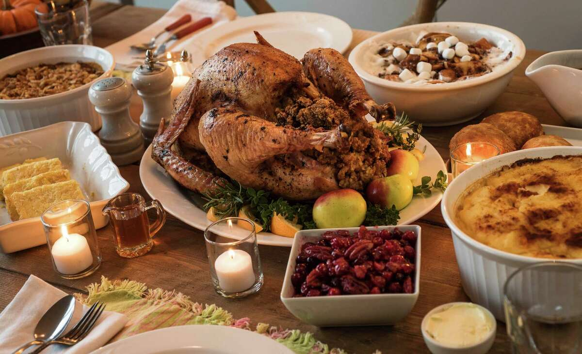While some families adapt to Thanksgiving traditions that are new to them, for many longtime Texans, flavors indigenous to other cultures taste like home.