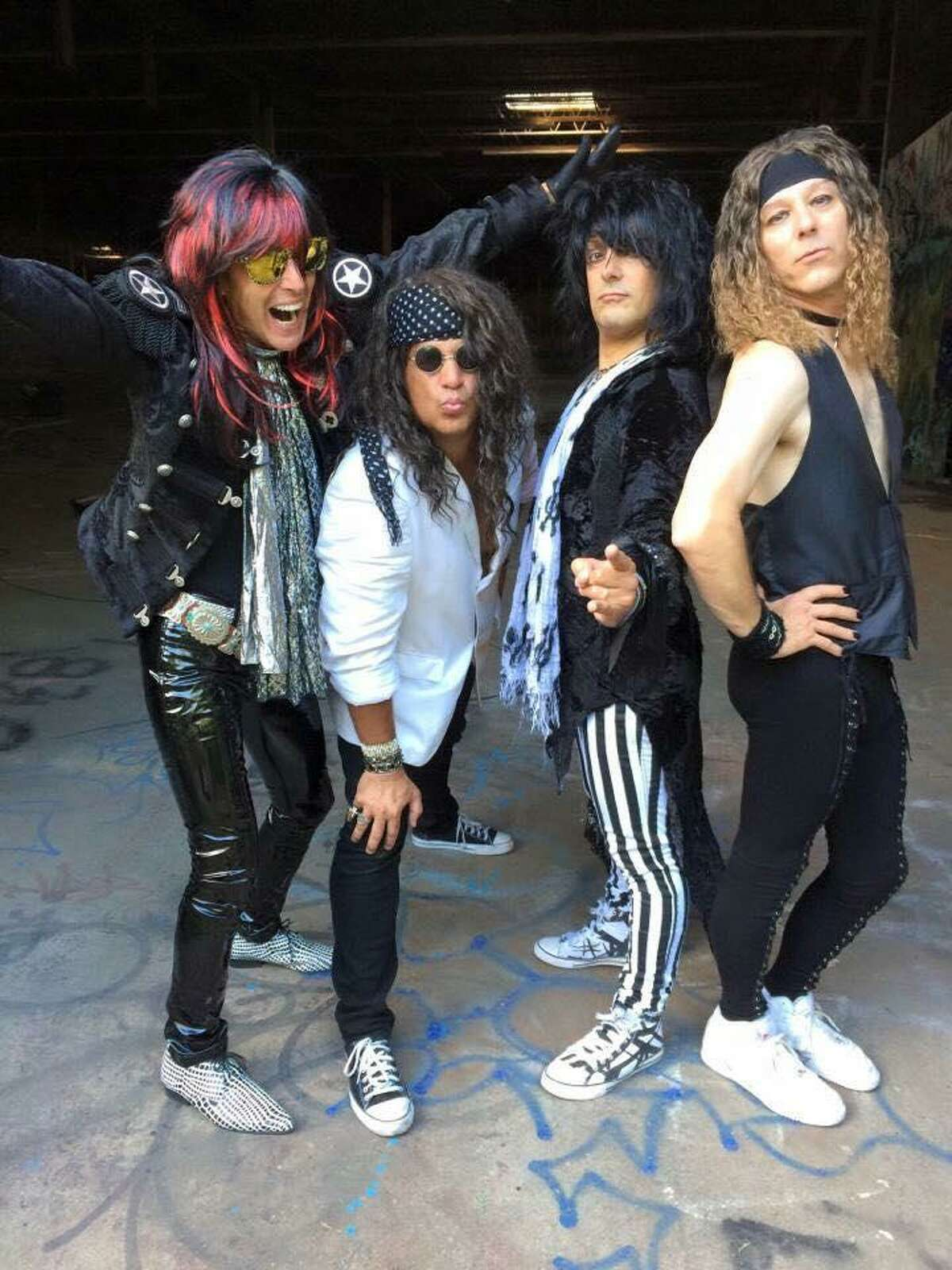 The hair band Mullett performs Friday at the Fairfield Theatre Company's Warehouse. Find out more.