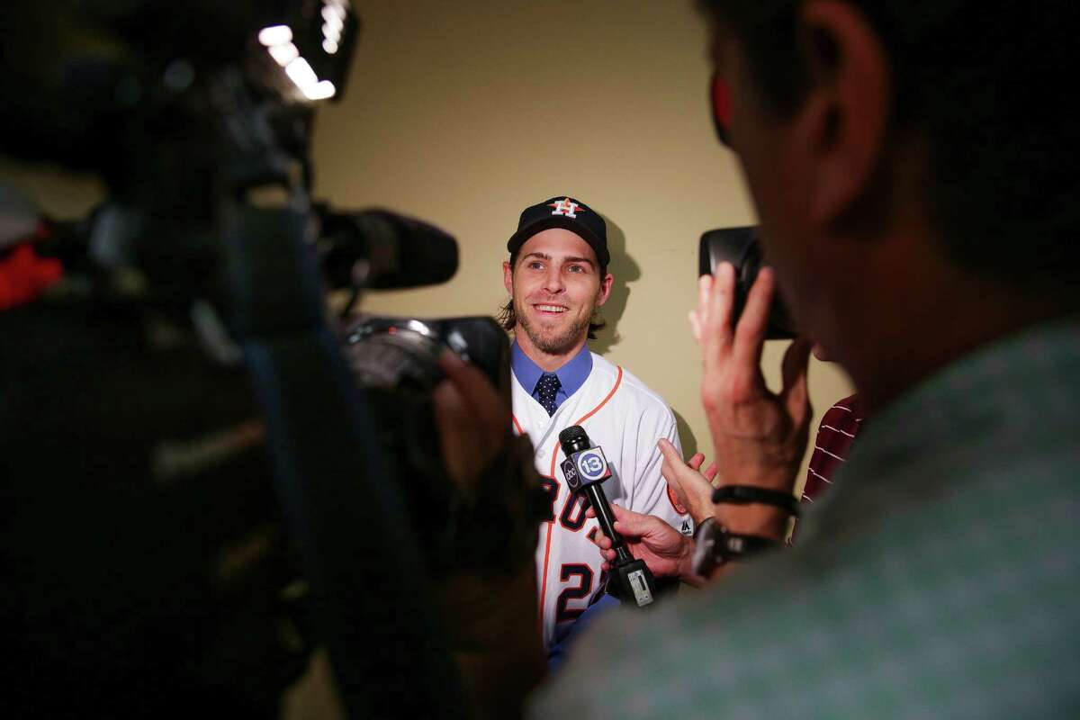 HOUSTON ASTROS 2017 SALARIES Josh Reddick, OF $13 million Four-year, $52 million contract. Could be a free agent after 2020 season.