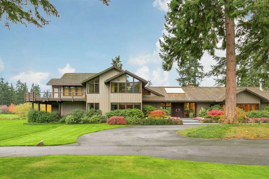 The Misty Isle Farms property on Vashon Island is listed for $33 million. It is currently the most expensive listing in Washington state.You can see the full listing and watch two videos on the property here. Photo: Photo By Cory Holland, Listing Courtesy Brad Vancour, Realogics Sotheby's International Realty