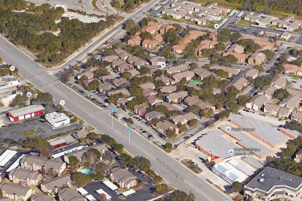 Comunidad Realty Partners of San Diego bought the City Heights apartment complex on Fredericksburg Road next to USAA's headquarters. The complex was assessed at $12 million this year.