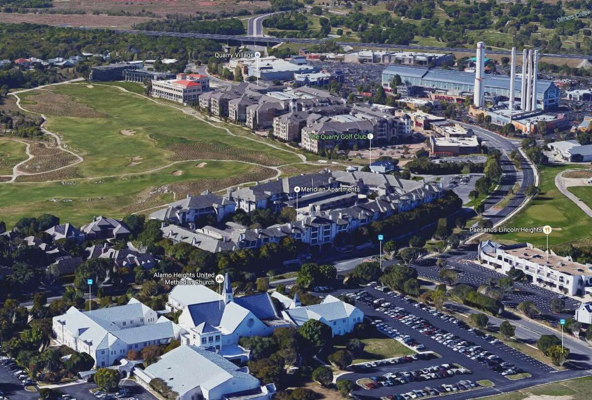 San Francisco firm Hamilton Zanze bought the luxury Meridian apartment complex next to Quarry Golf Club from national firm Cornerstone Real Estate Advisers.
