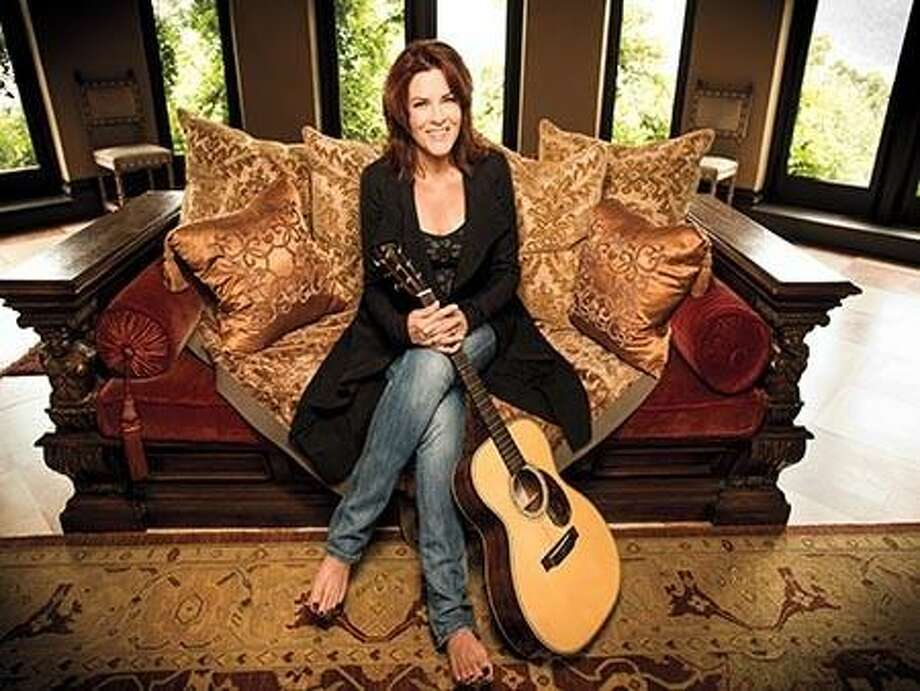Rosanne Cash will perform at the Fairfield University Quick Center on Wednesday, Dec. 7. Photo: Quick Center / Contributed Photo