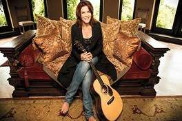 Rosanne Cash will perform at the Fairfield University Quick Center on Wednesday, Dec. 7.