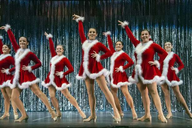 """""""'Tis the Season!"""" will be presented on stage at New Milford High School this weekend, Friday, Dec. 2, through Sunday, Dec. 4."""