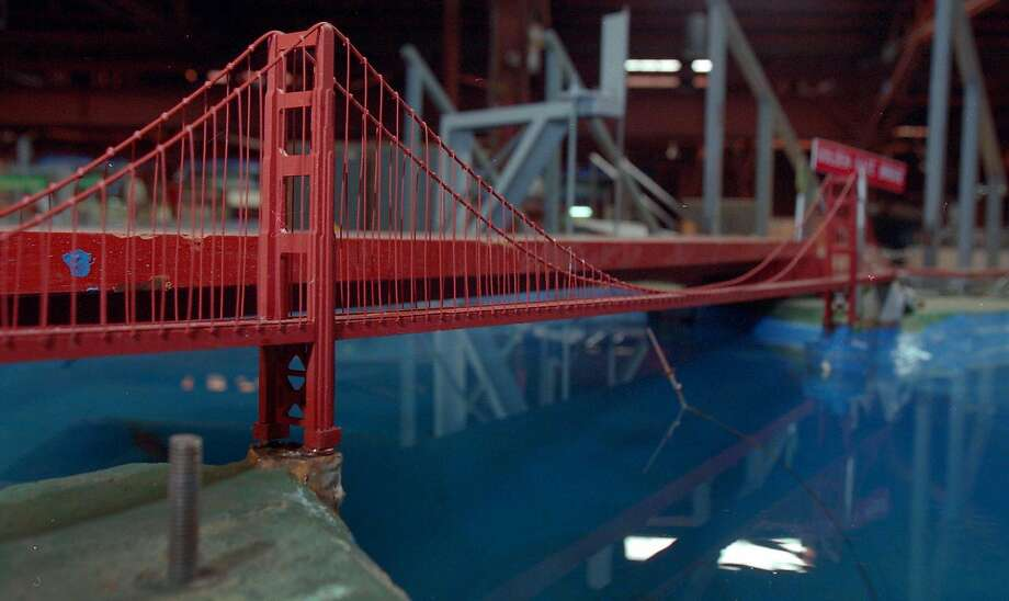 San Francisco Bay ModelSausalitoBefore 'Mythbusters' visited the Bay Model, you already knew about this spot thanks to an elementary school field trip. Photo: Deanne Fitzmaurice, The Chronicle