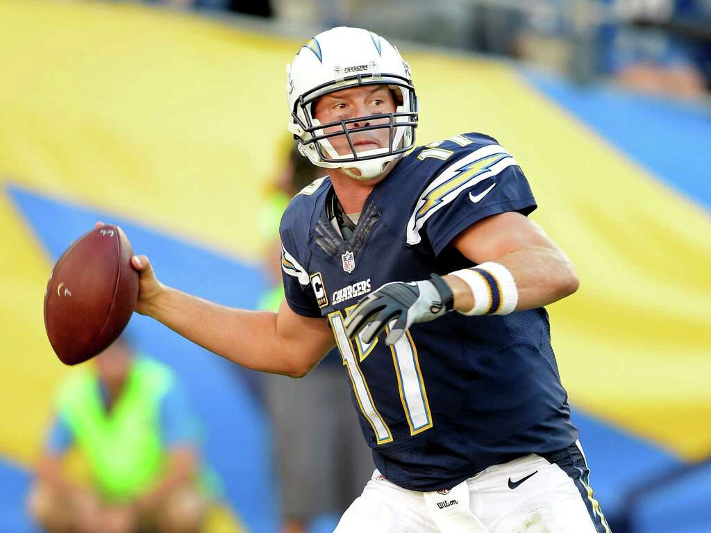 Texans Brock Osweiler Chargers Philip Rivers familiar with each