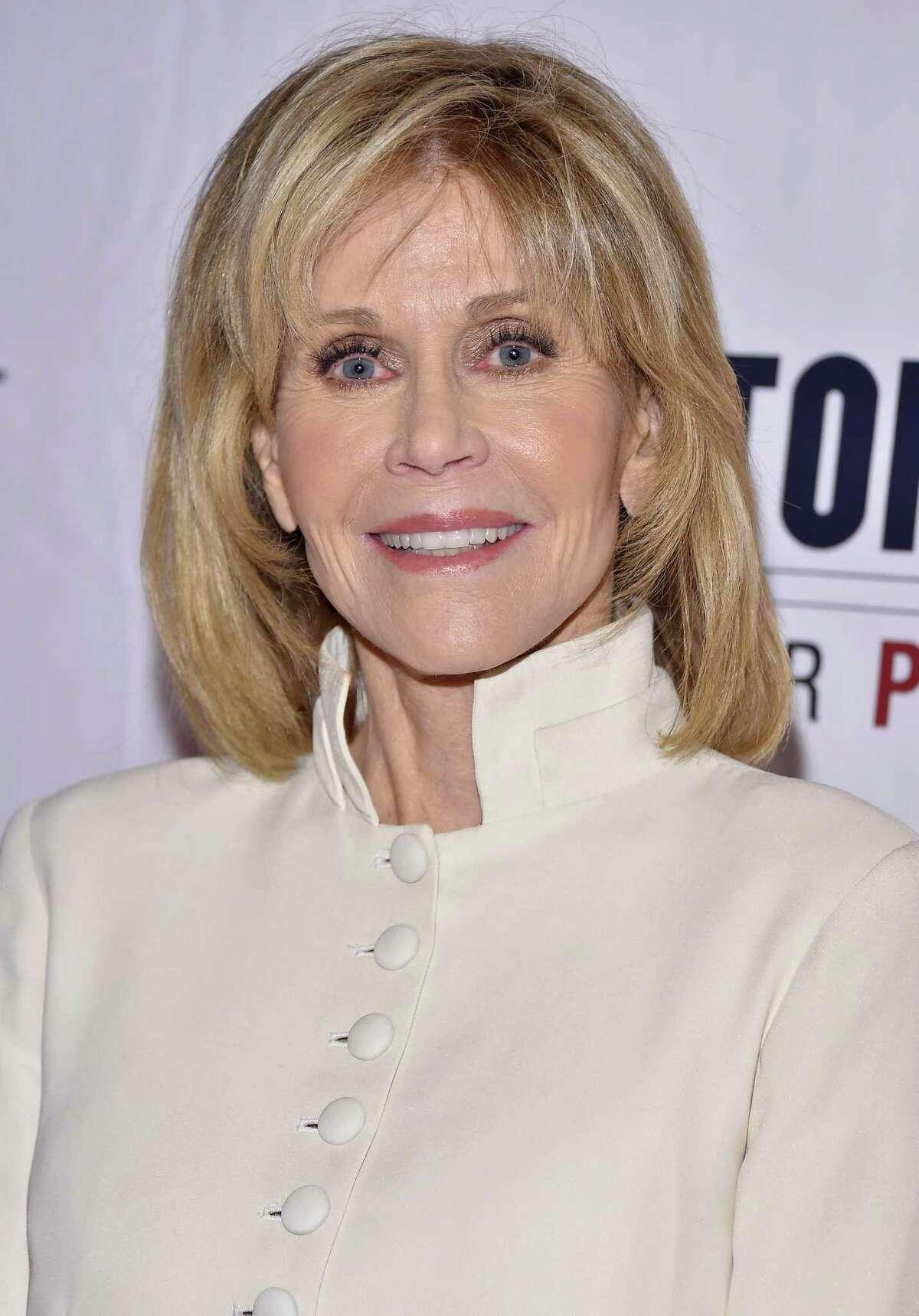 NEW YORK, NY - NOVEMBER 07: Actress Jane Fonda attends Tectonic At 25! at the NYU Skirball Center on November 7, 2016 in New York City. (Photo by Michael Loccisano/Getty Images)