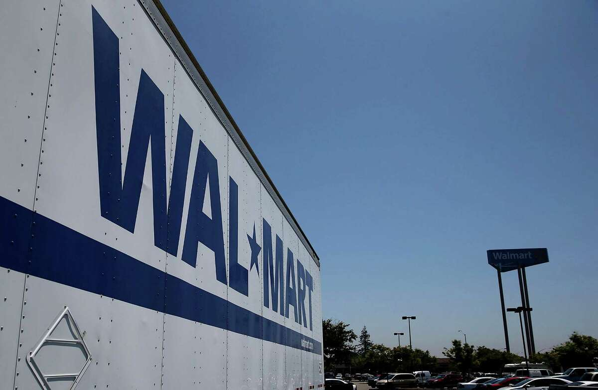 A spokesman for Wal-Mart Stores says the company is likely to appeal the verdict. Wal-Mart says its drivers are among the industry's highest-paid.