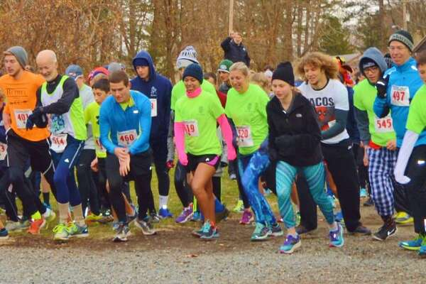 The seventh annual Turkey Trot at Tarrywile Park in Danbury took place on Thanksgiving Day, November 24, 2016. Proceeds from the race benefited the Officer Donald J. Hassiak Memorial Scholarship Fund. Were you SEEN?