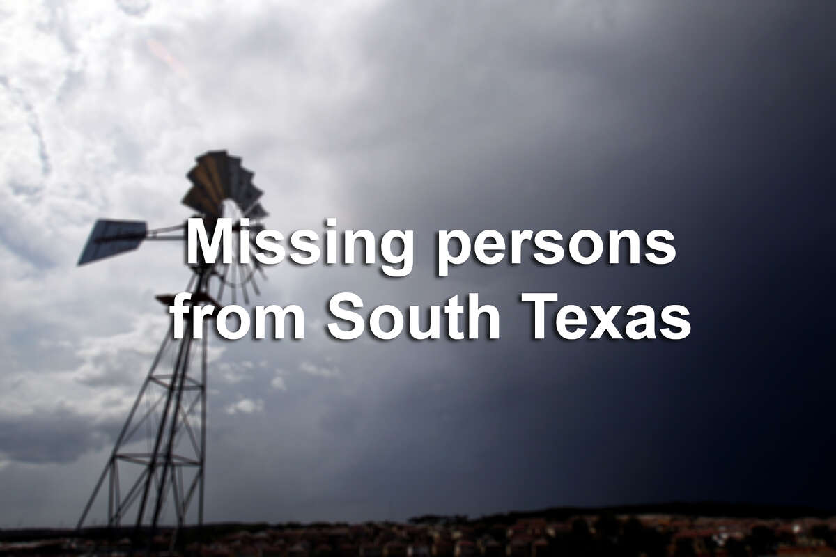 The Texas Department of Public Safety is searching for these people, who've gone missing from Atascosa, Bandera, Bexar, Blanco, Caldwell, Comal, Frio, Gillespie, Guadalupe, Hays, Karnes, Kendall, Kerr, Medina and Wilson counties.