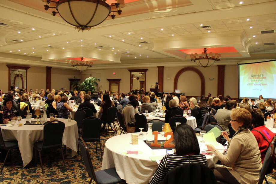 More than 200 women gathered for a night of personal development and empowerment to discuss topics such as negotiation and conflict resolution skills, personal branding and avoiding burnout.