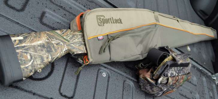 Birchwood Casey's Sportlock soft gun case is an inexpensive gift idea that will help a hunter take good care of a favorite smokepole during transport to and from the field.