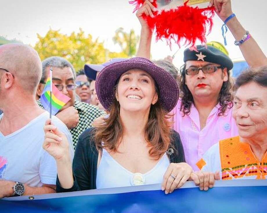 Mariela Castro shows the struggles LGBT Cubans still face.