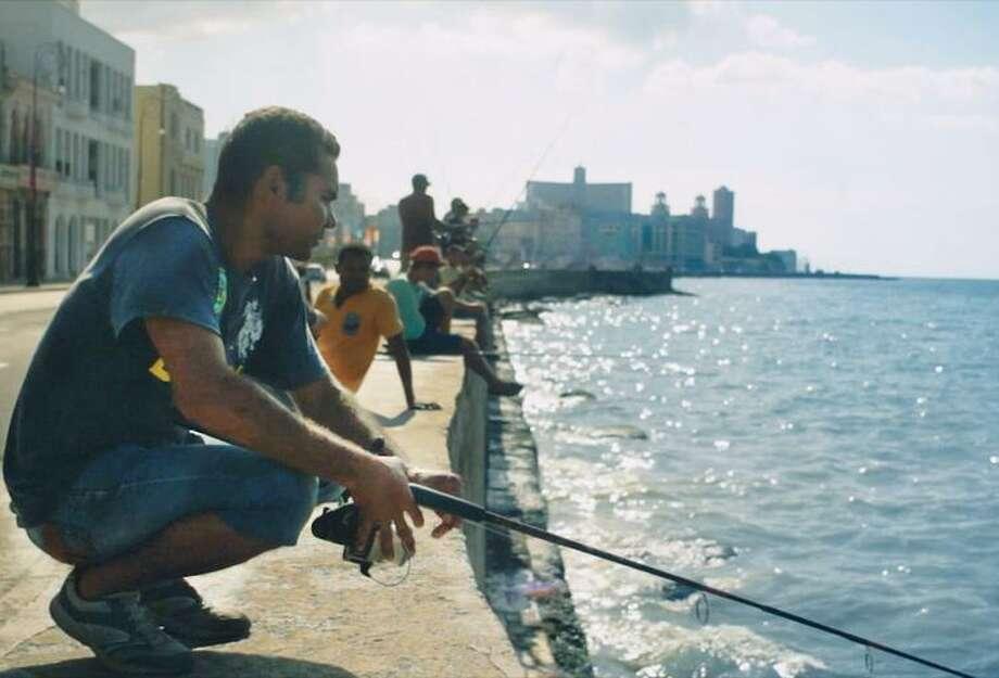 """Patria o Muerte: Cuba, Fatherland or Death."""