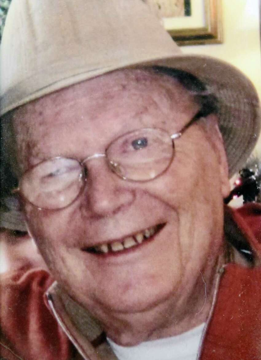 A family photograph of Thomas Messick, who disappeared without a trace at age 82 while hunting at her home Wednesday Nov. 23, 2016 in Brunswick, NY. (For Times Union story)