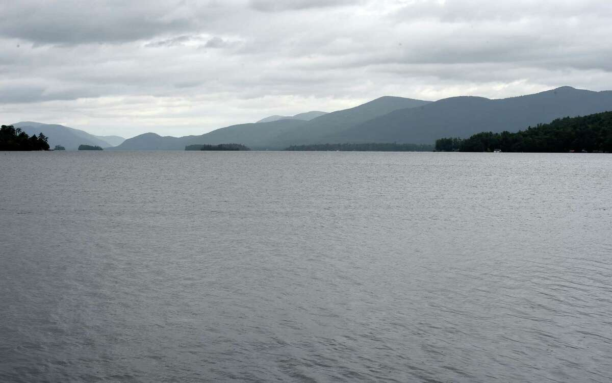 Lake George looking south to north on Monday afternoon, Sept. 28, 2015, in Lake George, N.Y. (Skip Dickstein/Times Union archive)