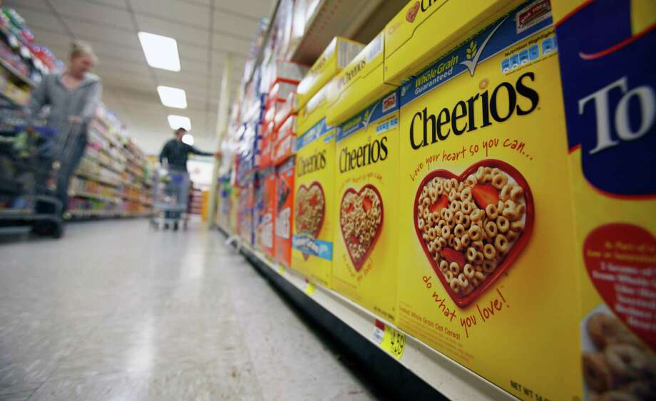 Cheerios cereal brand is under fire for sending out billions of potentially disease-spreading seeds in an attempt to help save bees from extinction. Photo: David Duprey, STF / AP