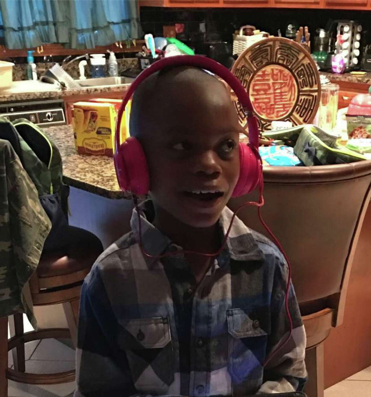 Pearland Police are searching for 9-year-old Marcus MgGhee who went missing Thursday, Nov. 24, from a Pearland home.