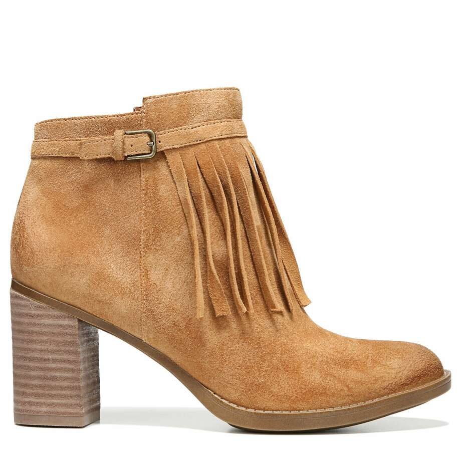 COMFY BOOTS: The Fortunate bootie, $169, by Naturalizer. Available at Naturalizer.com, Naturalizer stores and Nordstrom. Photo: Naturalizer