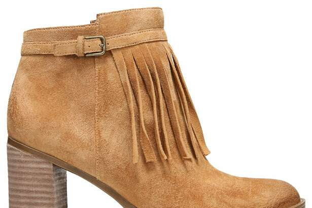 COMFY BOOTS: The Fortunate bootie, $169, by Naturalizer. Available at Naturalizer.com, Naturalizer stores and Nordstrom.