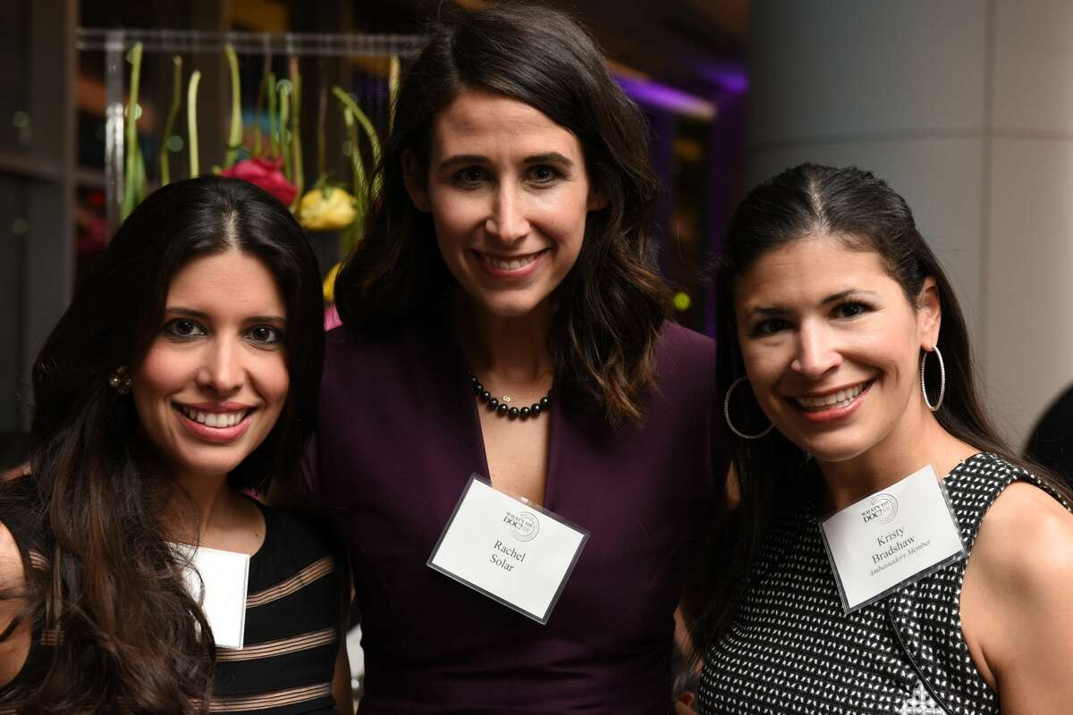 Maria Lowrey, Rachel Solar and Kristy Bradshaw