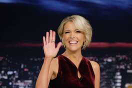 """Megyn Kelly Visits """"The Tonight Show Starring Jimmy Fallon"""" at Rockefeller Center on Nov. 18. In her new book, she writes about sexual harassment."""