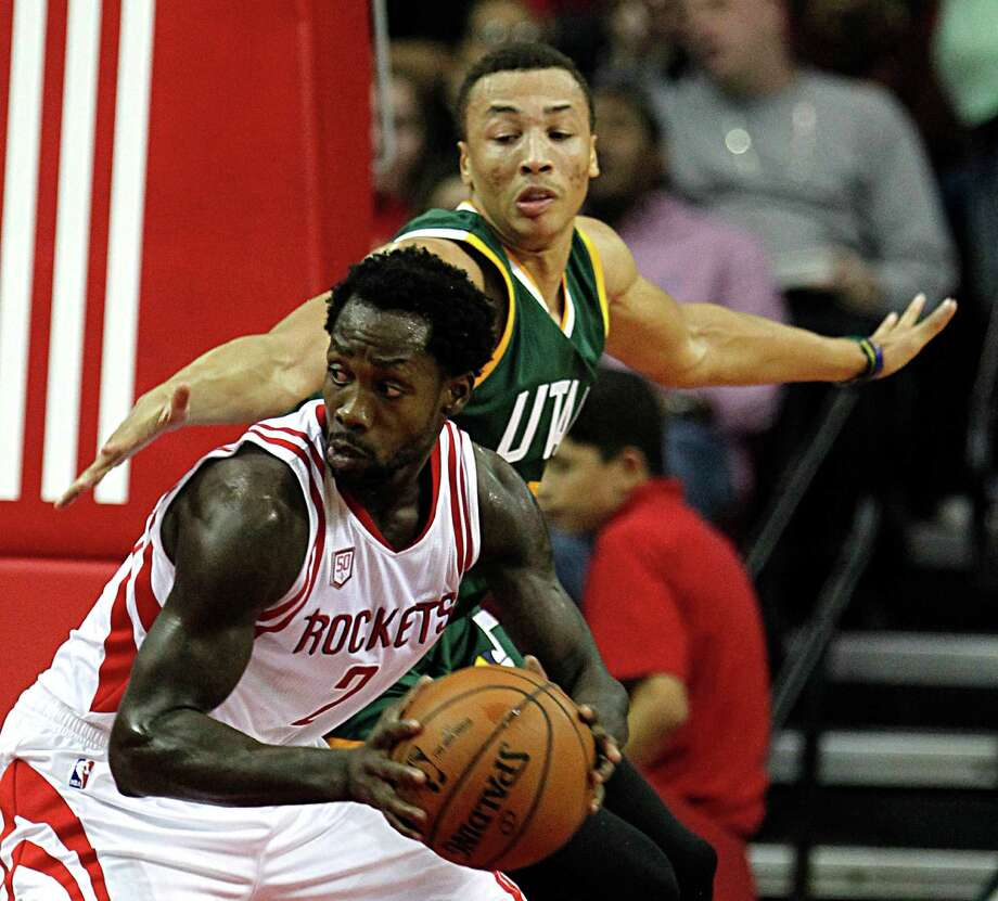 Rockets Jazz Game 1: Scouting Report: Rockets At Jazz
