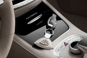 Unless you are very rich or very famous or even both its highly likely that you won't be tooling around in the new Mercedes-Benz Maybach S 650 Cabriolet cruiser. Only 300 of the vehicles will be made worldwide and only 75 of them have been allotted for sale in the United States.   Each will come with a numbered plaque signed by the company's CEO to show off to your friends that they are in the presence of awesomeness. Costing just $323,000, the car costs about double what a base Mercedes-Maybach S550 sedan costs.