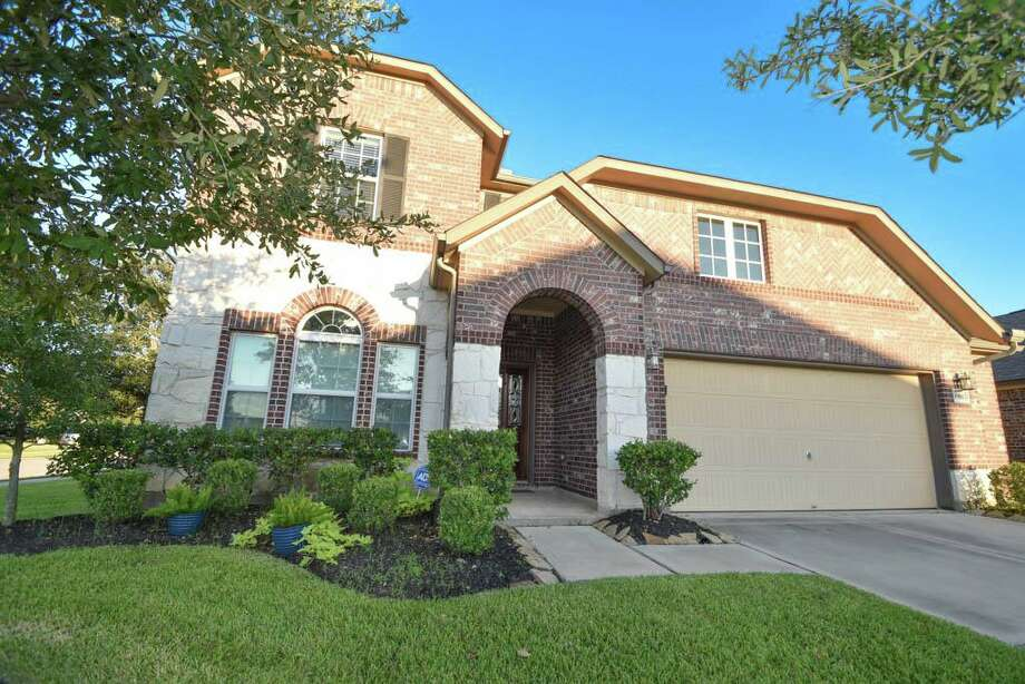 Brookshire: 9982 Manor Spring Listing price: $310,000 Square feet: 3,052 Photo: Houston Association Of Realtors