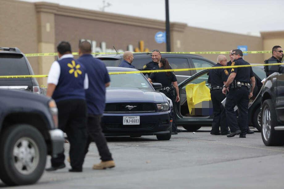 SAPD: Good Samaritan fatally shot outside Northwest Side Walmart