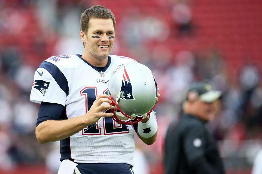Brady Uncertain For Pats Versus Jets