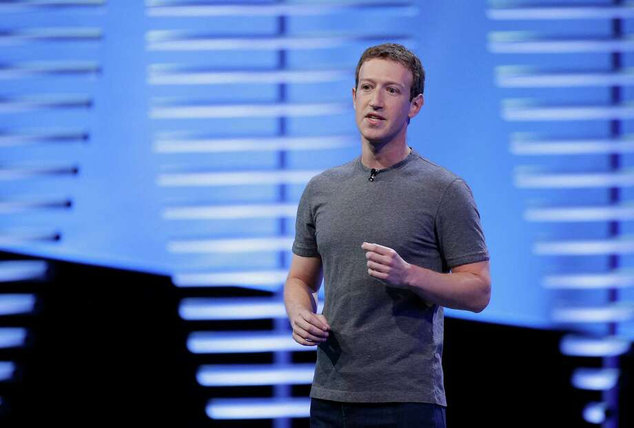 FILE- In this April 12, 2016, file photo, Facebook CEO Mark Zuckerberg speaks during the keynote address at the F8 Facebook Developer Conference in San Francisco.  Facebook says, Wednesday, Nov. 16,  it will work with independent companies like Nielsen and comScore to review its metrics after it uncovered new problems with the data it provides to advertisers and publishers that use its network.  (AP Photo/Eric Risberg, File) Photo: Eric Risberg, STF / Copyright 2016 The Associated Press. All rights reserved. This material may not be published, broadcast, rewritten or redistribu