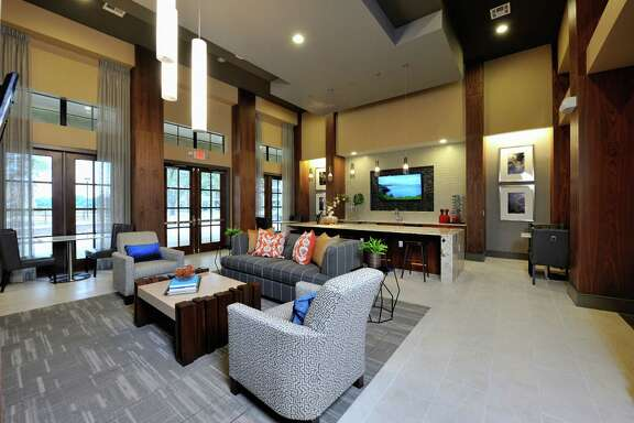 Alliance Residential Co. has opened Broadstone Falcon Landing, a 386-unit complex at 3300 Falcon Landing Blvd., Katy.