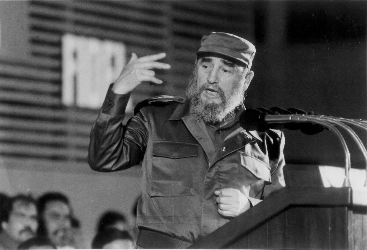 On Sept. 19, 1960, Castro delivered a hearty speech to the United Nations General Assembly in New York City. It was so hearty, it lasted approximately 4 hours and 29 minutes and currently holds the Guinness Book of Records title for the longest speech ever delivered at the UN. Source: The Independent