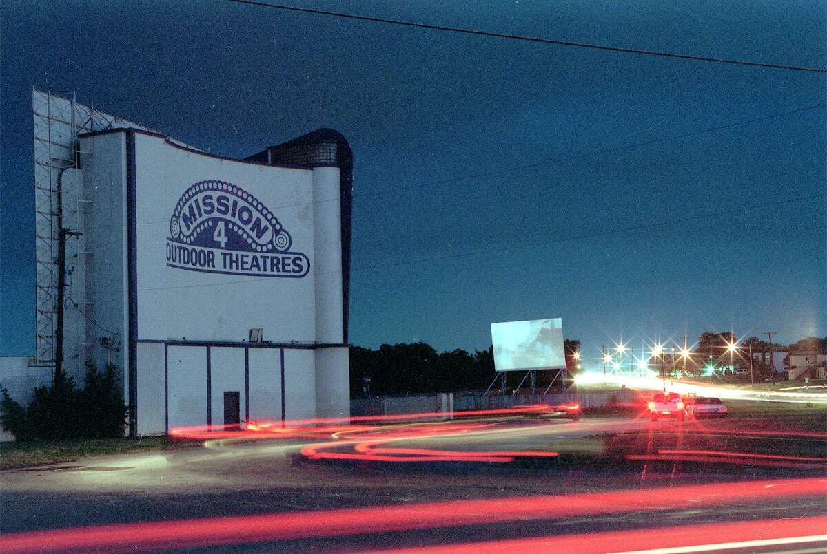 At the peak of the drive-in movie trend, San Antonio had at least 16 outdoor theaters, including the Mission Drive-In.
