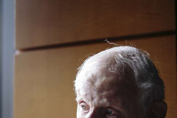 Robert Morgenthau, the Manhattan district attorney from 1975 to 2009, in his law office in New York, Oct. 24, 2016. Morgenthau, now 97 and still working five days a week, saw crime drastically decrease during his DA term and witnessed the city transform with it. (Ramsay de Give/The New York Times)
