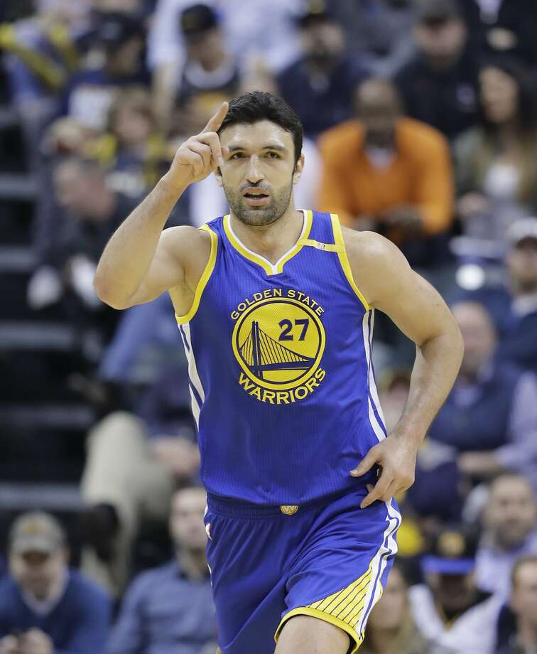 Hello Zaza, welcome to the club.  Photo: Darron Cummings, Associated Press