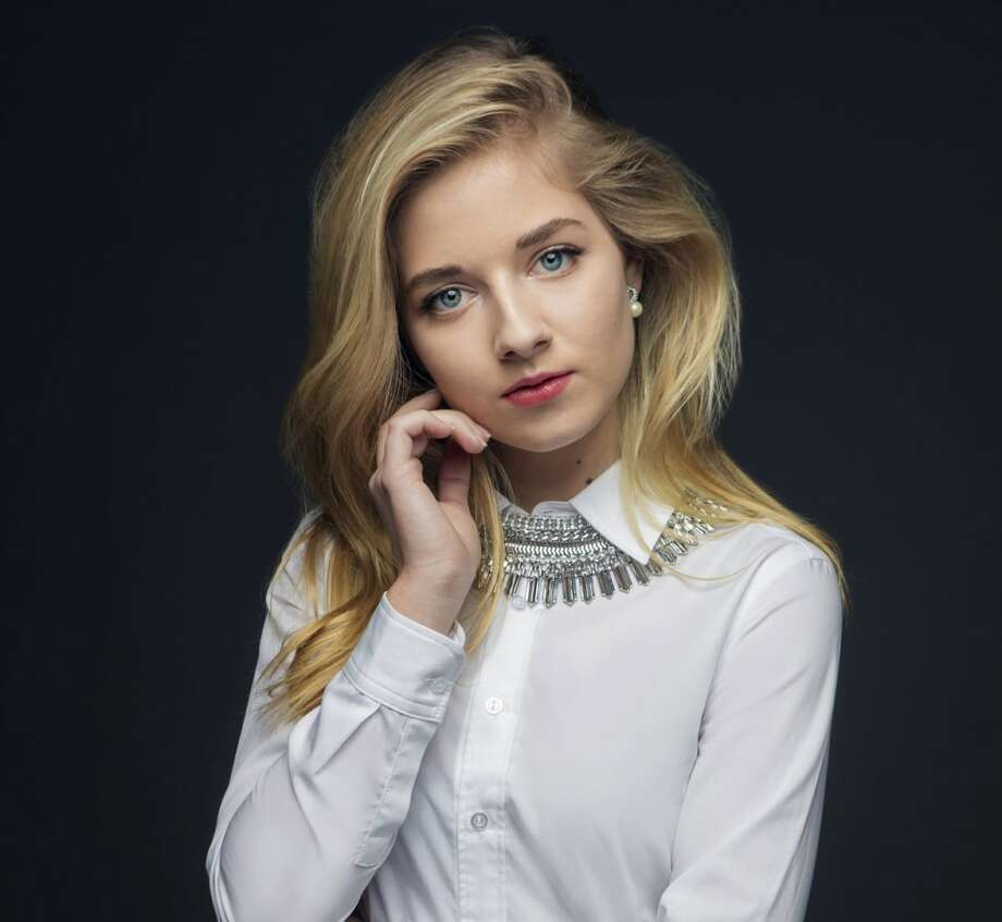 Jackie Evancho played the Troy Savings Bank Music Hall, 32 Second St., Troy. at 7:30 p.m. Saturday.