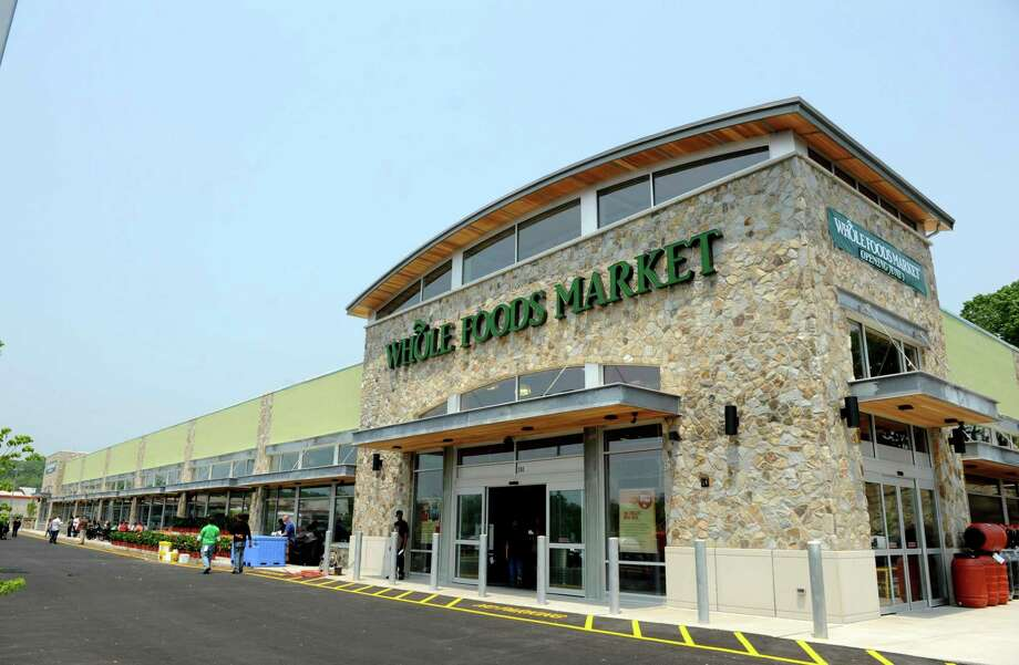 The Whole Foods Market in Fairfield. Handy Seafood Incorporated is voluntarily recalling approximately 71 cases of Blue Crab Mini Crab Cakes (label seen here) for undeclared milk byproducts and anchovies, which can cause severe reactions in those with allergies. The offending crab cakes were distributed to Whole Foods stores in five states, including Connecticut, between Nov. 11 and Nov. 23. Photo: Autumn Driscoll / ST / Connecticut Post