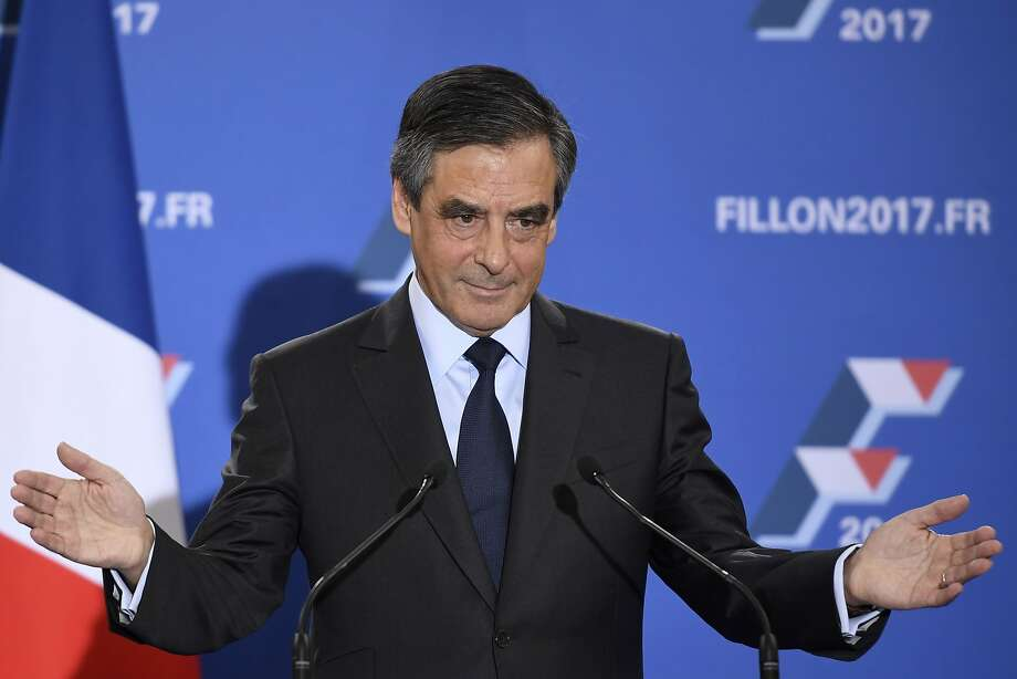 Polls show François Fillon will have a good chance of winning the presidency in the 2017 election. Photo: ERIC FEFERBERG, AFP/Getty Images