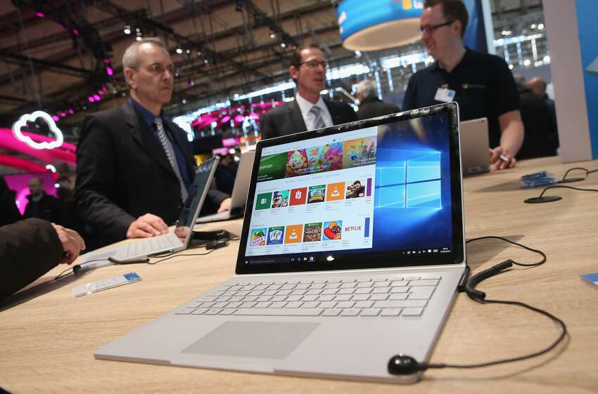 Microsoft Surface Book, 128GB/Intel Core i5 $1,249Regular $1,499microsoftstore.com