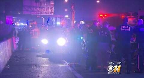 Texas man flees with stolen backhoe, kills woman in wrong-way