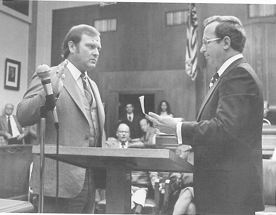 60th District Court Judge Gary Sanderson Photo: The Enterprise