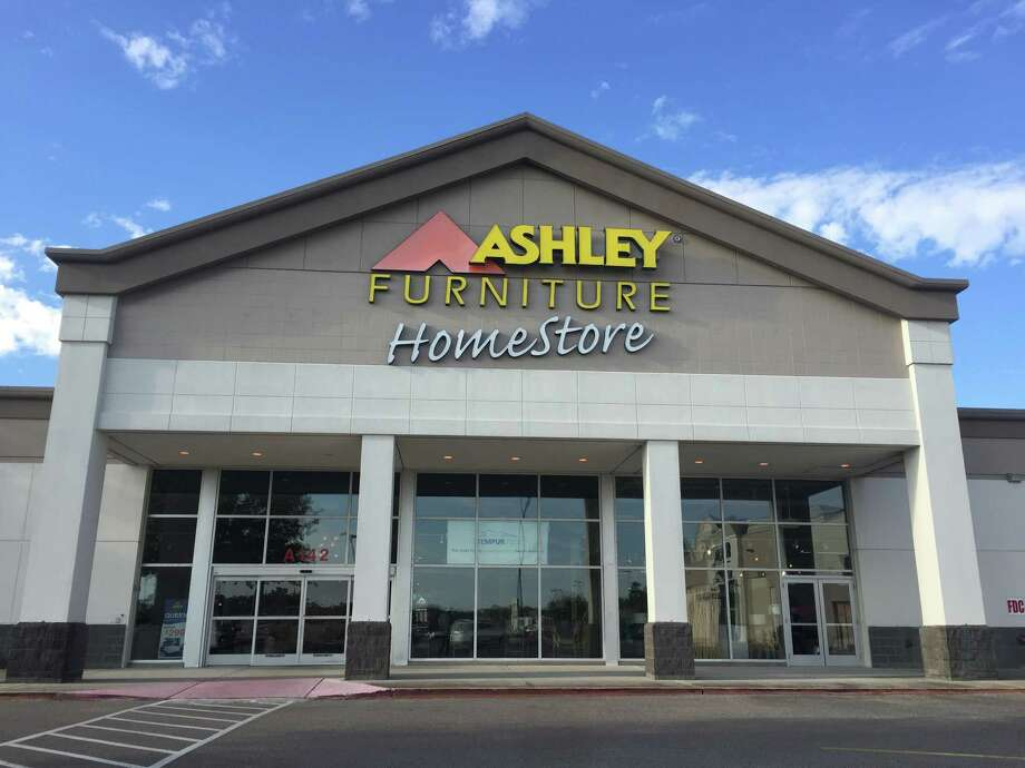Ashley HomeStore will relocate from its Parkdale Mall location to a 30,000-square-foot building at the corner of Dowlen Road and Folsom Drive. Photo: Elizabeth Robinson/The Enterprise